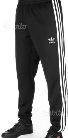 pantaloni tuta felpati adidas donna