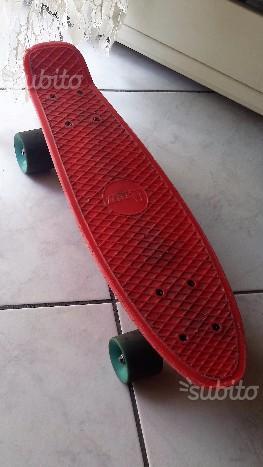Penny board skate