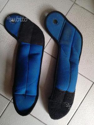 Pesi per caviglie e polsi