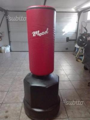 Sacco da boxe + guantoni