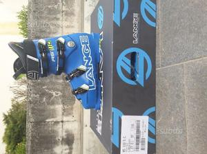 Scarponi sci LANGE RS 110 sc