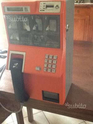 Telefono parete Telecom