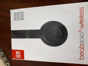 Beats solo3 wireless nuove