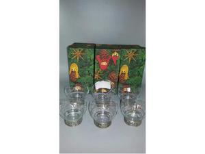 Bicchieri pz.6 peruzzi e bozzi
