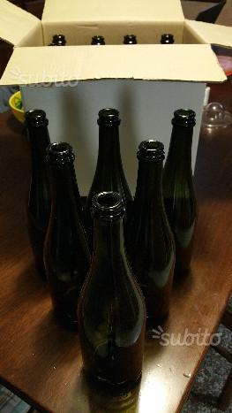 Bottiglie per imbottigliare