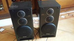 autoradiocd aiwa 4x 40 watt casse 3 vie audiola posot class. Black Bedroom Furniture Sets. Home Design Ideas