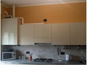 Cucina larga 235 e lunga 4 metri posot class - Cucina lineare 4 metri ...
