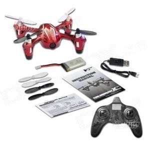 DRONE Hubsan X4 H107c - 4CH 2.4GHz quadricottero