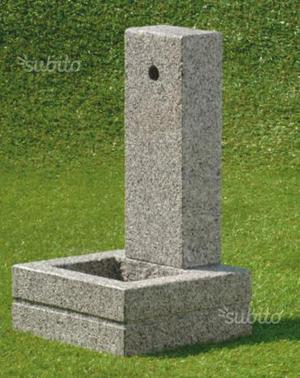 Fontanella in granito