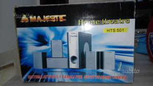 Home theatre 5.1 dolby