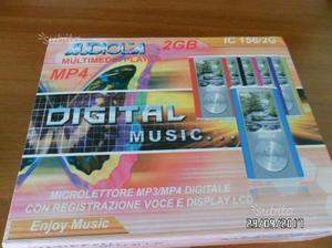 Lettore MP3/MP4 Digitale
