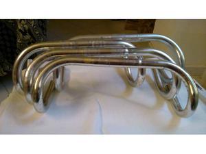 Manubri bici da corsa vintage in alluminio