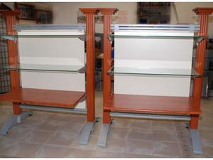 Scaffali usati per negozi e magazzini terni posot class for Negozi mobili italia