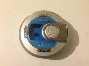 Radio Cassette Player Majestic