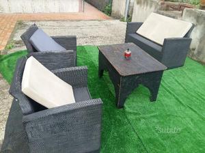 Stupende poltrone girasole terrazzo giardino posot class for Poltrone da giardino offerte