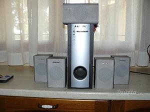 Sistema Audio Home Theatre
