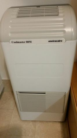 Condizionatore enviracaire hcl107s coolmaster posot class - Kit finestra condizionatore portatile ...