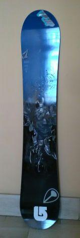 tavola da snowboard Burton Shaun White 151