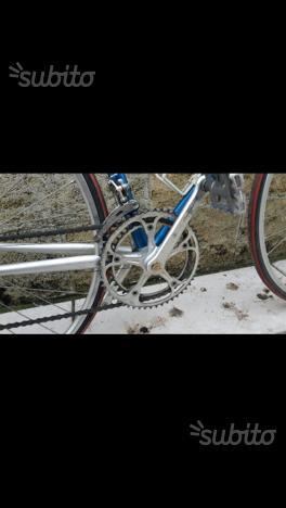Bici Corsa Moser Campagnolo Tullio 50' annivers
