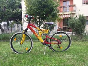 Bici Mountain Bike da ragazzo usata