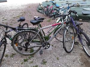 Bici e MTB usate