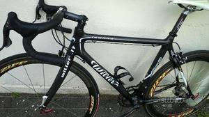 Bici in Carbonio Wilier Triestina Izoard corsa