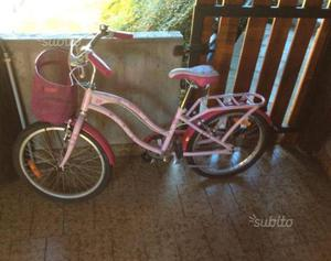 Bicicletta Hello kitty nuova