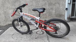 Bicicletta USATA da bambino 4 - 8 anni