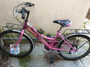Bicicletta bimba 7-10 anni