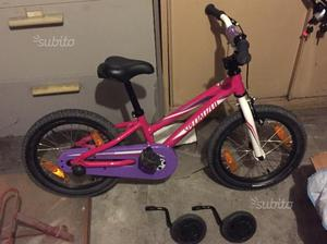 Bicicletta per bambina specialized