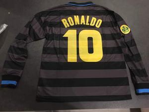 Maglia Ronaldo inter  coppa UEFA originale umbro