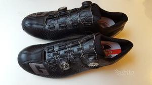 Scarpe Bici da corsa Gaerne Stilo+ Carbon nero