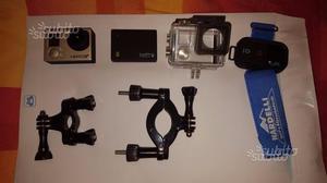Camera go pro hero 3 black con accessori