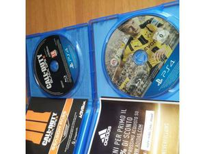 Fifa 17 e call of duty black ops 3 ps4