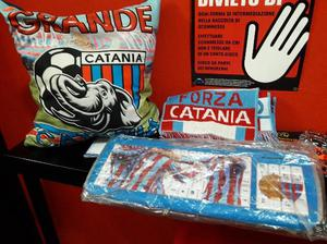 Gadget calcio CaTaNia