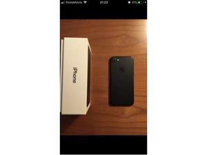 IPhone 7 32gb black opaco
