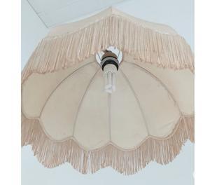 Lampada Vintage snodabile in Ottone Antiquariato