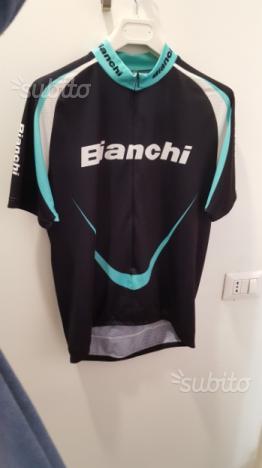 Maglia xl originale Bianchi