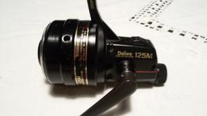 Mulinello da pesca daiwa 125 M synchromatic