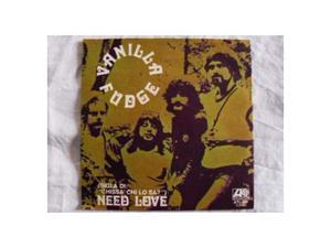 "45 giri (7"") ""NEED LOVE"" () by Vanilla Fudge"