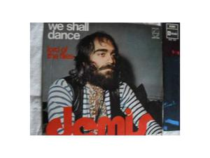 "45 giri ""WE SHALL DANCE"" () by Demis Roussos (7"")"