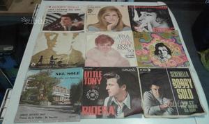 60 dischi 45 giri anni  originali