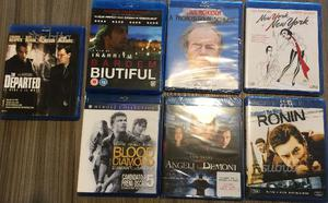 7 Blu Ray Assortiti