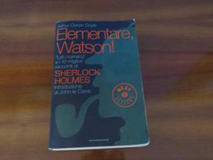 """Arthur Conan Doyle """"Elementare Watson!"""""""