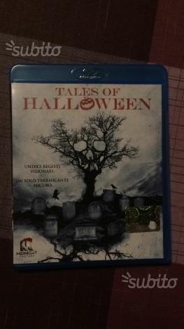 "Blu ray ""Tales of Halloween"""