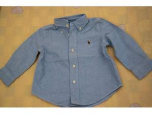 Camicia Ralph Lauren 12 mesi
