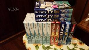 Cassette VHS Vergini