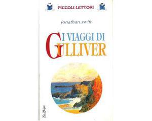 """I viaggi di gulliver """"serie piccoli lettori"""""""