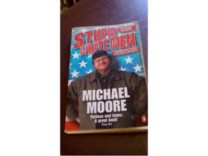 Libro Stupid White Men di Michael Moore