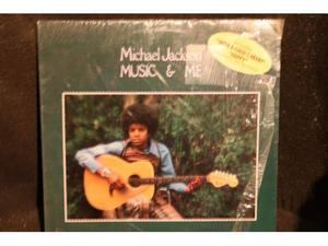 Michael Jackson stock album 33 giri